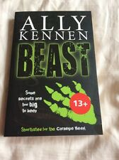 Beast by Ally Kennen teenage book ex con