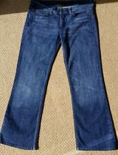 "' 7 For all Mankind ' Flynt Ladies Designer Jeans.  W35"" L 28"""