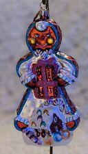 Christopher Radko Gingerbread Girl Ornament
