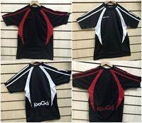 KooGa Boys T-Shirt Pro Technology Teamwear Kids Rugby Training Tops Tee Shirts