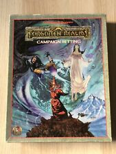 AD&D Forgotten Realms Campaign Setting Boxed Set #1085 (1996)