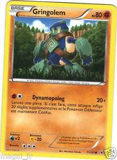 Pokémon n° 71/101 - GRINGOLEM - PV80 (A825)
