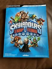Activision Skylanders Trap Team Bradygames Strategy Game Guide (2014, Paperback)