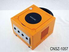 Japanese Nintendo Gamecube Orange Console NGC System Import Spice JP US Seller