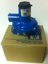 NEW MARSHALL R5444 950,000 BTU 605H LP GAS REGULATOR CONTROLS 2 PSI SERVICE