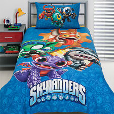 SKYLANDERS MINI QUILT COVER SET SINGLE NEW