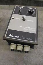 MINARIK MOTOR MASTER 20000 DRIVE CONTROL CONTROLLER PCM23401A 1PH 10A