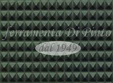 PAVIMENTO GOMMA PIRAMIDE MM 3,3 H CM 100 ANTISCIVOLO TAPPETO ANTITRAUMA