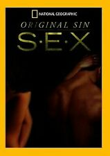 ORIGINAL SIN: HOW SEX CHANGED THE WORLD USED - VERY GOOD BLU-RAY