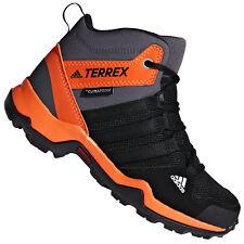 Adidas Performance Terrex Medio Niños-botas Zapatos de Invierno Impermeable