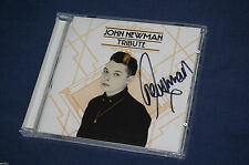 John Newman - Tribute (2013) SIGNED/AUTOGRAPHED CD