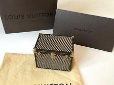 RARE Louis Vuitton Mini 'Malle Chapeaux' Louis Vuitton Trinket Box