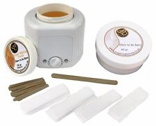 Professional 150gr Sugar / Wax Heater PLUS Ear,Nose Hair Removal Kit