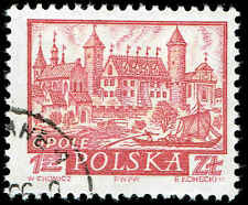 Scott # 960 - 1960 - ' Opole ', Historic Towns
