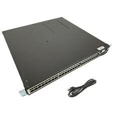 3Com 5500G-Ei 48-Port 3Cr17251-91 Gigabit Switch w/3C17268 2-Port 10G Module #26