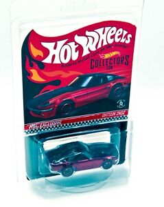 Hot Wheels 2016 Exclusive Spectra flame Red RLC DATSUN 240Z #1919/6500