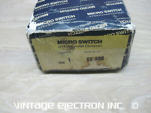 NOS - MICRO SWITCH / HONEYWELL - EX-AR8 Explosion Proof Snap Switch