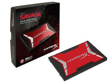 "Kingston HyperX Savage 480GB SATA3 SATA III 6Gb/s 2.5"" 7mm Solid State Drive SSD"