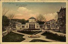 Bad Oeynhausen Ravensberger Mulde 1910 Gebäude Park Stadtpark Kurhaus Badehaus