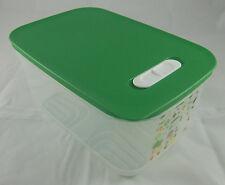 Tupperware A 183 Klima Oase KlimaOase 4,4 l klar / grün Neu OVP