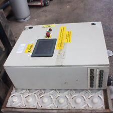 Allen Bradley MicroLogix 1400 3x modules PLC system cabinet 600 x 800 x 220mm