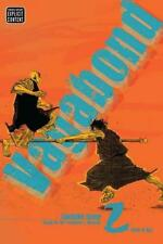 Vagabond: 2 (Vagabond Vizbig Edition) by Takehiko Inoue, NEW Book, FREE & Fast D