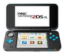 New 2DS XL Console Black NINTENDO 3DS (PAL) New!!