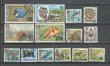 S8819 - TANZANIA 1965 - LOTTO 14 TEMATICI DIFFERENTI - VEDI FOTO