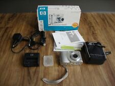 HP PHOTO SMART M627 CAMERA BOXED WITH MANUALS