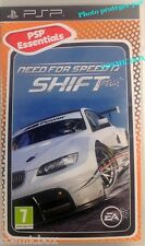 SONY jeu video pr console PSP - NEED for SPEED SHIFT complet nfs courses autos