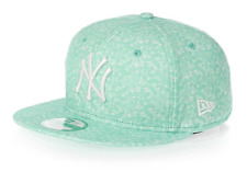 New Era Women's Lace And Snap New York Yankees Cap - MINT Snapback - (k55)