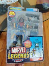 Marvel Legends X-Men 6'' BISHOP Apocalypse BAF Series Toy Biz New