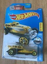 Hot Wheels Yellow Great Gatspeed - 2016 HW Showroom - New In Box
