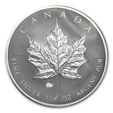 2009 Canada 1 oz Silver Maple Leaf Lunar Ox Privy - SKU #57717