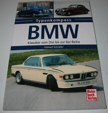 Bildband BMW Klassiker vom Dixi bis zur 6er Reihe 501 700 2002 turbo M1 3000 CS!