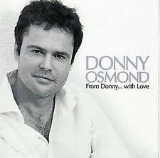 Donny Osmond - From Donny... With love - CD -