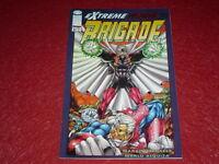 [ Bd Comics Cuadros USA] Brigade #8-1994