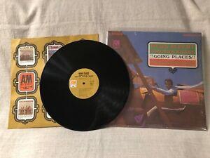 1965 Herb Alpert Tijuana Brass Going Places LP Vinyl A&M SP-4112 VG+/VG+ shrink