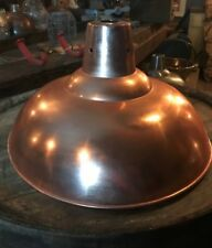 Polished Copper Style Industrial Factory Lamp Shade/Vintage/Light/Fitting/ 360mm