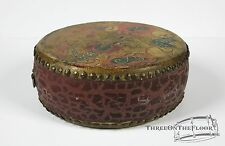 "1920s Leedy Chinese 10"" Tack Tom : Vintage Drum : Painted"
