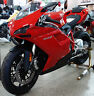 Peinture carrosserie: Rouge vif Ducati Brillant direct + durcisseur + diluant
