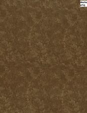 Filigree Echo Tonal cotton fabric BTY Timeless Treasures  Mocha Brown