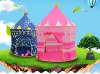 Kinder Spielzelt Aufklappbar Garten Spielhaus Indoor Outdoor Mit MINI Tasche