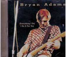 Bryan Adams Everything I Do I Do It For You Cd