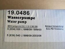 Water Pump for BMW E38 E39 - 11510393336