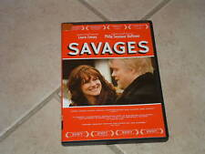 SAVAGES DVD Widescreen Rated R LAURA LINNEY & PHILIP SEYMOUR HOFFMAN Great Story
