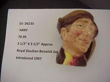 Royal Doulton Beswick Vintage Collectible 'arry Jug 43* ES- D 6235