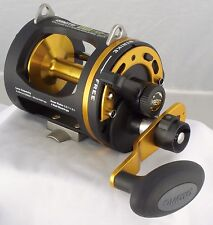 OMOTO  NEW GTR T20 II 2 SPEED  FISHING REEL Saltwater Fishing Showroom Stock