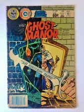 Ghost Manor # 69 Charlton Comics July 1983 Ditko Cover