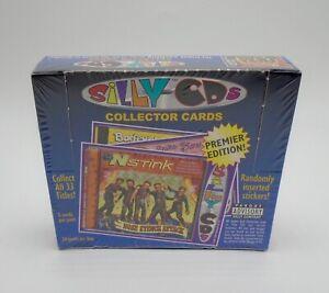 Silly Cds Collectionneur Cartes N Stink Premier Édition 24 Paquets Scellé Boîte